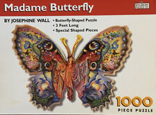 Spilsbury Madame Butterfly 1000 Pc Puzzle by Josephine Wall Gently Used Complete