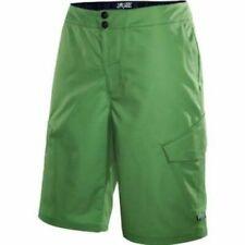 #BU Men Women Bicycle Bike Short Underwear Pants Gel 3D Sponge Padded Size S