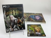 The Lord of the Rings: Battle for Middle Earth - PC. Disc2-6 Bundle Key & Manu