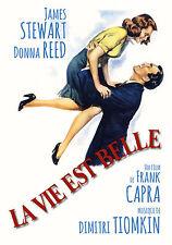 DVD It's a Wonderful Life (La Vie est belle) Frank Capra James Stewart / IMPORT