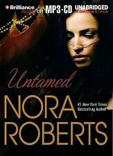 Nora ROBERTS / UNTAMED      [ Audiobook ]