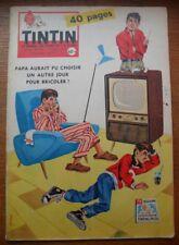 TINTIN  N° 543 de 1959 MARTIN, AIDANS, GRATON,TIBET, HERGÉ,...
