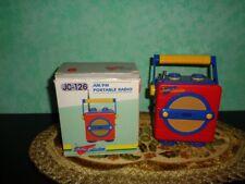 Radio portatile junior collection anni 90