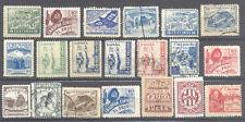 1936 - 1939 COLECCION 20 DIFERENTES CRUZADA CONTRA EL FRIO GUERRA CIVIL  TC12234