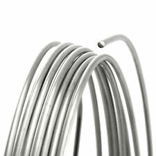 925 Silver Wire Sterling 0.2mm - 3mm Round Wire Silver Wire making jewellery