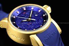 Invicta Men's 48mm S1 Yakuza Dragon Automatic Royal Blue Gold Case SS Watch