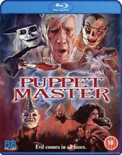 NEW Puppet Master Blu-Ray