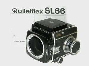 Rolleiflex SL66 - Gehäuse