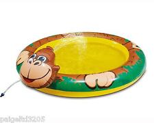 Clearwater Splash Play Pool 69x61x16.5 inches