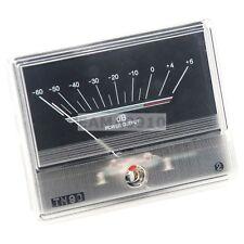 VU meter level header audio power Amplifier chassis backlight Denon