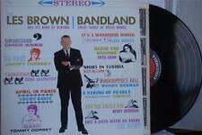 Les Brown BANDLAND - CS8288 Vinyl LP   VG+  /  VG+
