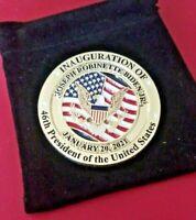Joseph Biden 46th Presidential Inauguration Lapel Pin (pre inaugural  release)