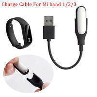 For Xiaomi Mi Band 1 2 3 Charger Cord Replacement USB Charging Cable Adapter ~