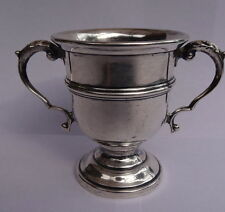 BLACK STARR & GORHAM  sterling silver Small Loving Cup