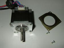 Nema 23 Stepper Motor Withflat Cnc Mill Robot Lathe Reprap Makerbot 3d Printer