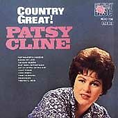 Country Great by Patsy Cline (CD, Jan-1995, Universal Special Products)