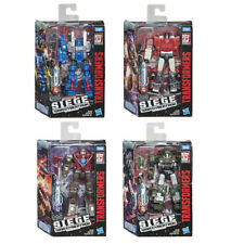 Transformers War for Cybertron: Siege Deluxe - Choose from 7