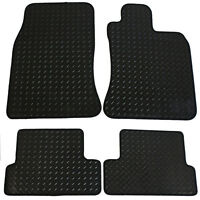 BMW Mini R50 / R53 2002-2006 Fully Tailored 4 Piece Rubber Car Mat Set No Clips