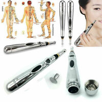 Thérapie Stylo Électronique Acupuncture Meridian Énergie Guérir Massage Douleur
