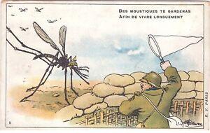Malaria medicine, France.mosquito.ppc