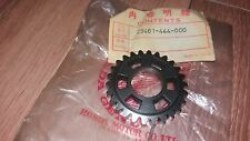 NOS HONDA ELSINORE CR 125 R 79-80 C/SHAFT 4TH GEAR 23461-444-000 RED ROCKET