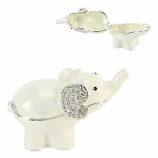 Treasured Trinkets By Juliana Diamante Baby ELEPHANT Trinket Box