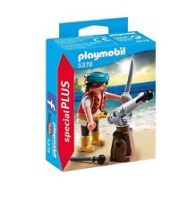 Playmobil 5378 Pirata artillero Pirates canon