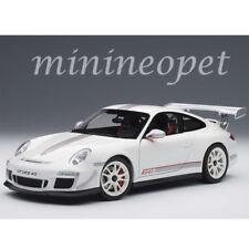 AUTOart 78147 PORSCHE 911 997 GT3 RS 4.0 1/18 DIECAST MODEL CAR WHITE