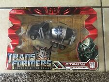 Transformers Revenge of the Fallen Mixmaster RARE MISB Figure