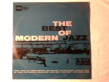 LP The best of modern jazz GERRY MULLIGAN MILES DAVIS LENNIE TRISTANO