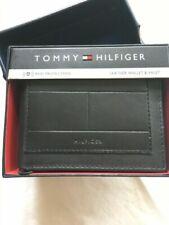 TOMMY HILFIGER TJW Femme PU Large Zip Around Wallet Geldbörse Black Schwarz