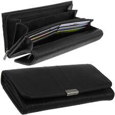 ESPRIT Femme-Porte-monnaie (vintage-Black) portefeuille porte-monnaie-dames Purse Neuf