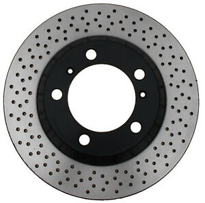 Disc Brake Rotor-Black Hat Rear ACDelco 18A2745