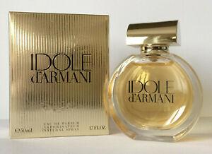 IDOLE d'ARMANI Eau de Parfum 50 ml EdP OVP Rare Giorgio Armani