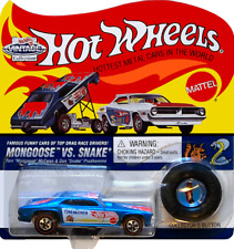 1995 Hot Wheels Vintage Tom Mongoose II McEwen Funny car Limited Edition 25th