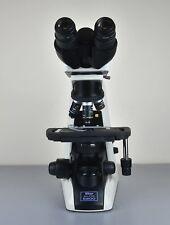 Nikon Eclipse E200 Research microscope avec 3 Nikon plan objectifs