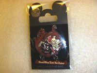 Disney pin Pirates of the Caribbean - Dead Men Tell No Tales -  Dangle