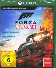 FORZA Horizon 4 - Xbox ONE - NEU & OVP - Deutsche USK 6 Version