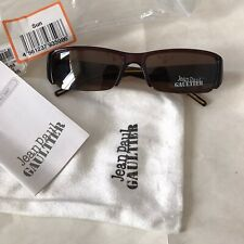 Jean Paul Gaultier SJP 569 Vintage Sunglasses, Brown, New Withot Tags