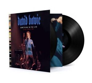 SOLD OUT DAVID BOWIE - SOMETHING IN THE AIR (LIVE PARIS 99) 2LP pre order