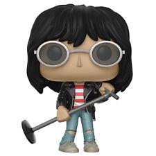 Joey Ramone Collectible: Handpicked Funko Pop! Rocks Figure #55 in Display Case
