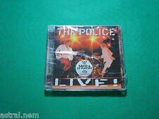SACD THE POLICE Live! HYBRID SACD DSD STING Andy Summers Stewart Copeland 2 CD