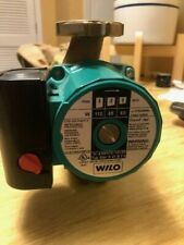 WILO Star 4090765 S21BFX, 3-Speed Bronze Star Series Circulator Pump 1/12 HP