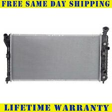 Radiator For 1997-2003 Pontiac Grand Prix Oldsmobile Silhouette 3.1L 3.4L 3.8L