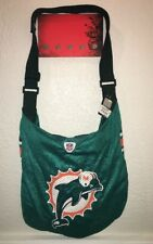 MIAMI DOLPHINS MVP JERSEY TOTE BAG / PURSE ( BRAND NEW)