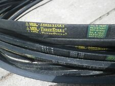 1 New Mbl-Threestars B-115 B115 Belt V Belt B 115