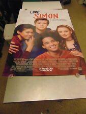 -Nick Robinson Jennifer Garner Josh Duhamel v1 24x36 Love Simon Movie Poster