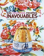 Seymourina Cruse et Steven Ware Nouvelles recettes inavouables 2008 - Paypal