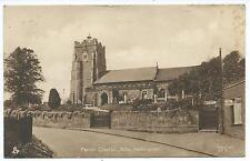 ESSEX - PARISH CHURCH, SIBLE HEDINGHAM Raphael TUCK 1946 Postcard