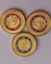 """""""2017""""Possum Magic""""$2 two dollars UNCirculated set of 3 coins from""""RAM"""""""